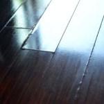 steam mop damaged laminate