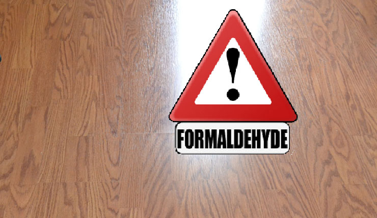 Formaldehyde in Flooring  Laminate Floor Problems