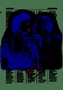 Loren - De Sica - Bio/grafica 02 - Graphics: Francesco Giannotti