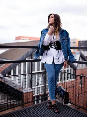 shooting mode vue sur les toits banlieue paris