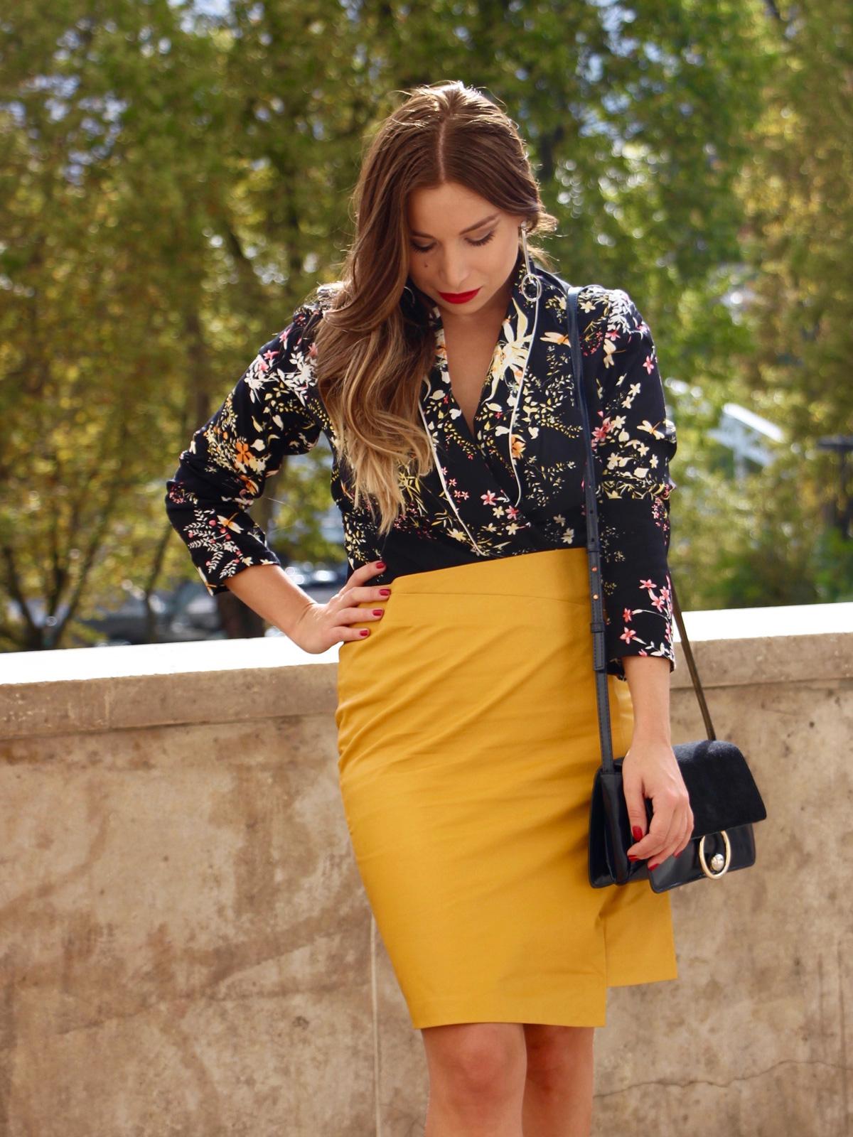 Comment Porter Le Jaune Moutarde La Minute Fashion