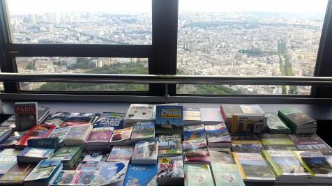 Salon des Livres de Paris, Tour Montparnasse
