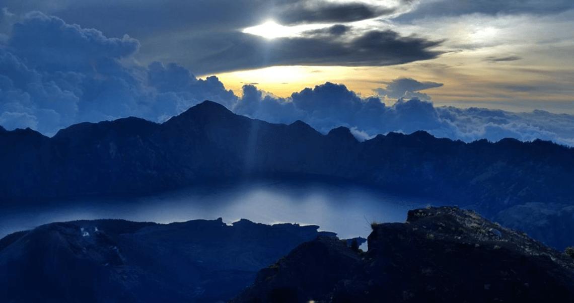 Trek Mont Rinjani