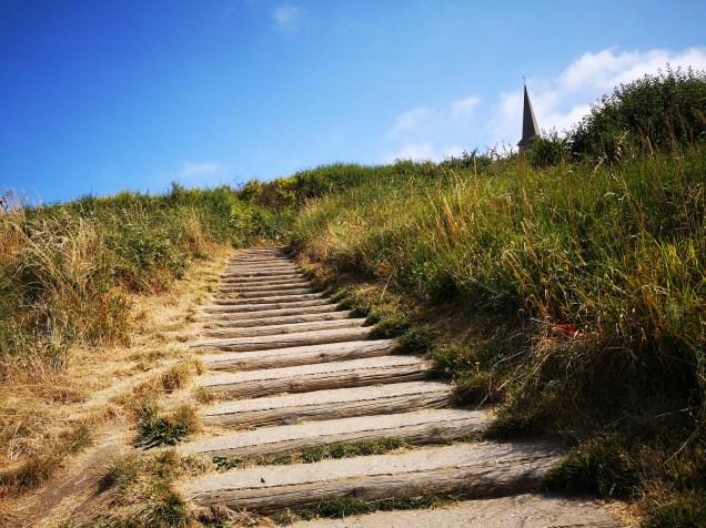 Escaliers Étretat