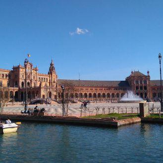 #seville #plazadeespaña