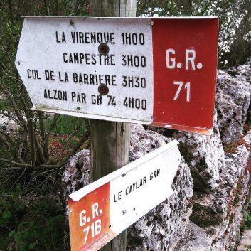 Trail du Saint Guiral 60km 4000d J-1 #Aveyron