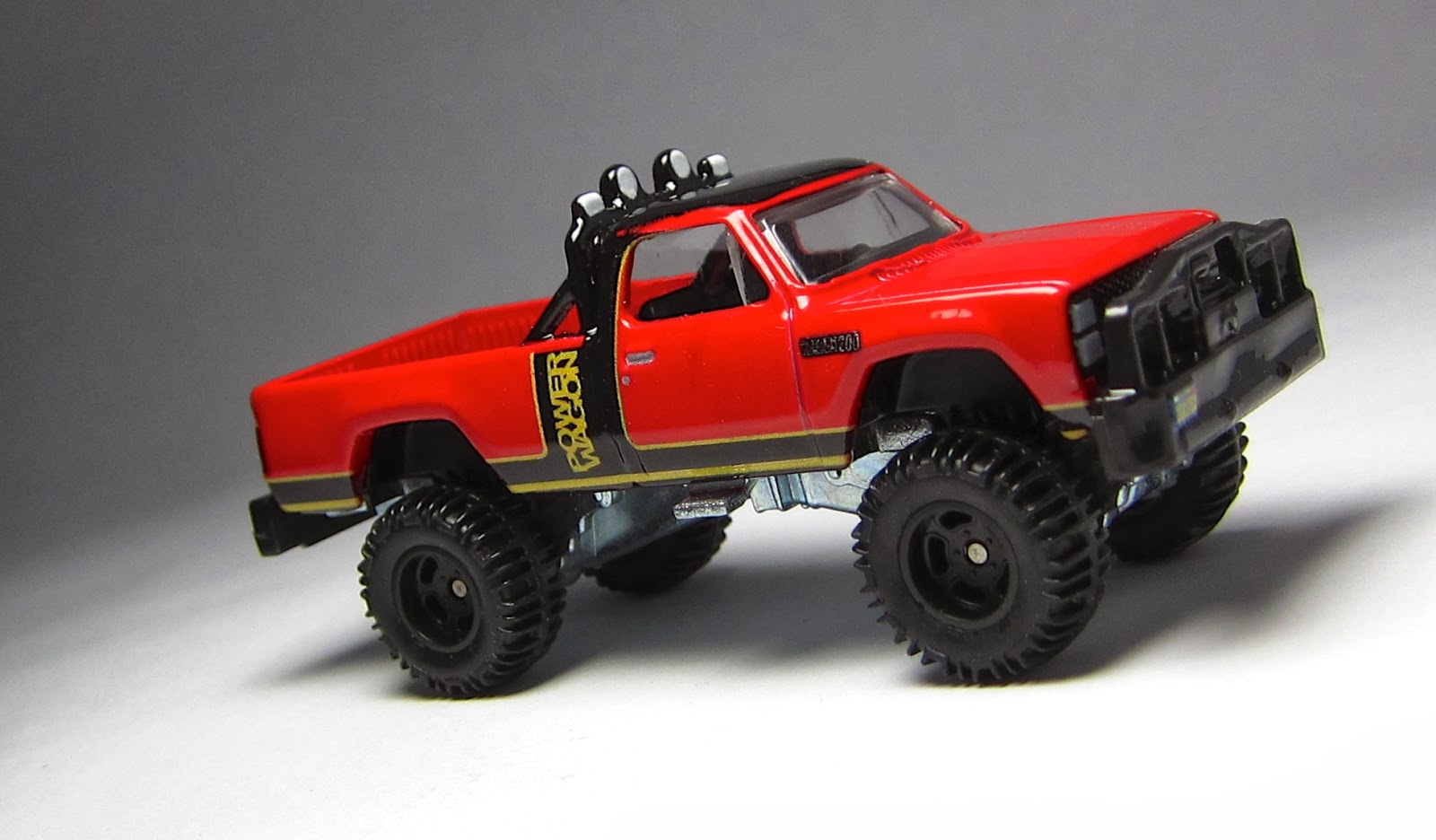 1980 Dodge Pickup Truck First Look Hot Wheels Retro Entertainment Macho Power Wagon And Other Badass Trucks