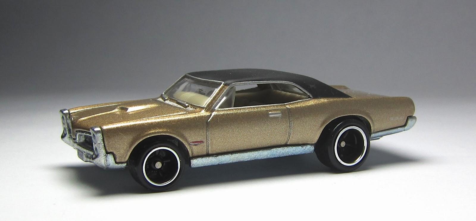 Pontiac Gto 2014 >> First Look Hot Wheels Retro Entertainment 67 Pontiac Gto