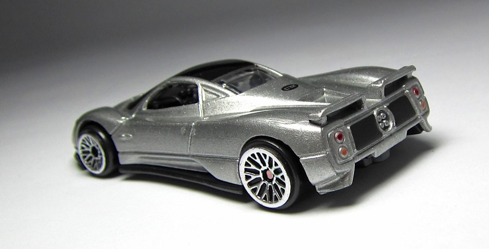Model Of The Day: Motor Max Pagani Zonda C12u2026