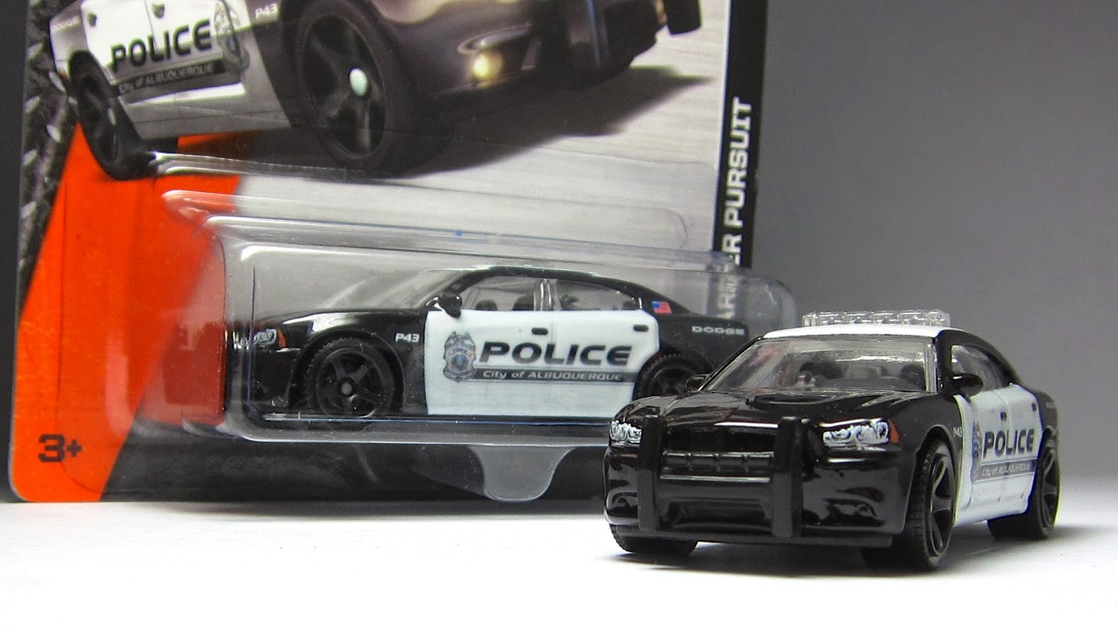 Just Unveiled: Matchbox Gathering Dealer Exclusive Dodge Charger Albuquerque Police