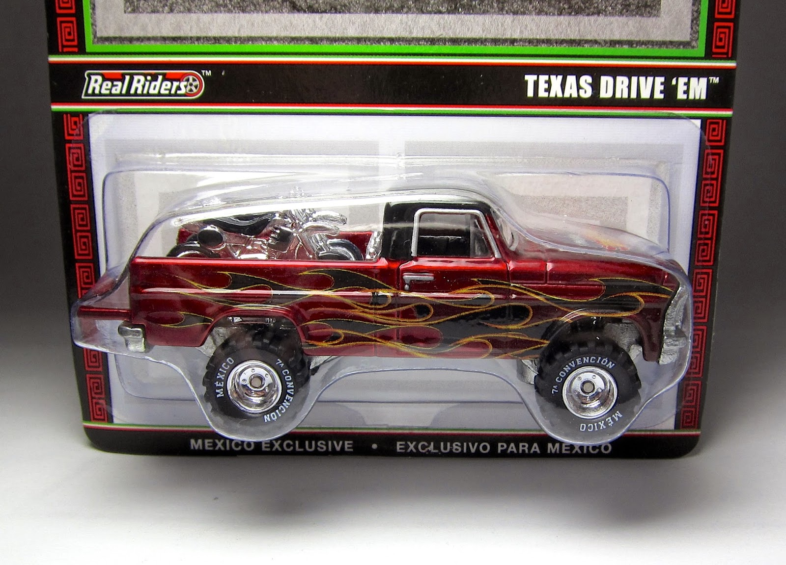 First Look: Hot Wheels Texas Drive 'Em Mexico Convention