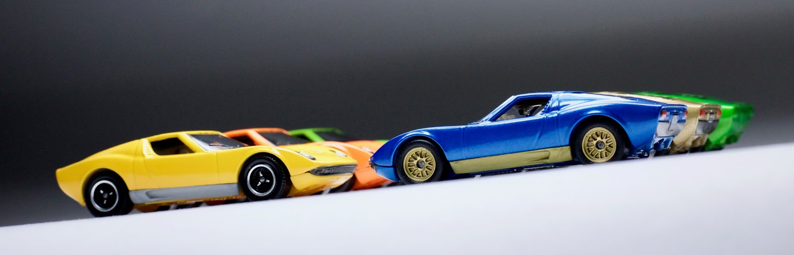 A Complete Look At The Matchbox Lamborghini Miura With Its Designer