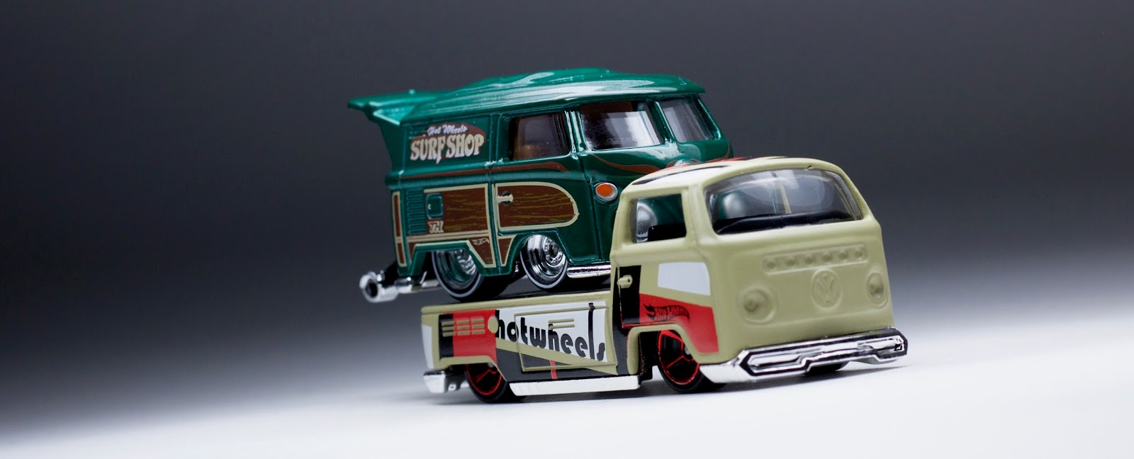 The Brand New T2 Pickup Is The Next Great Hot Wheels Vw