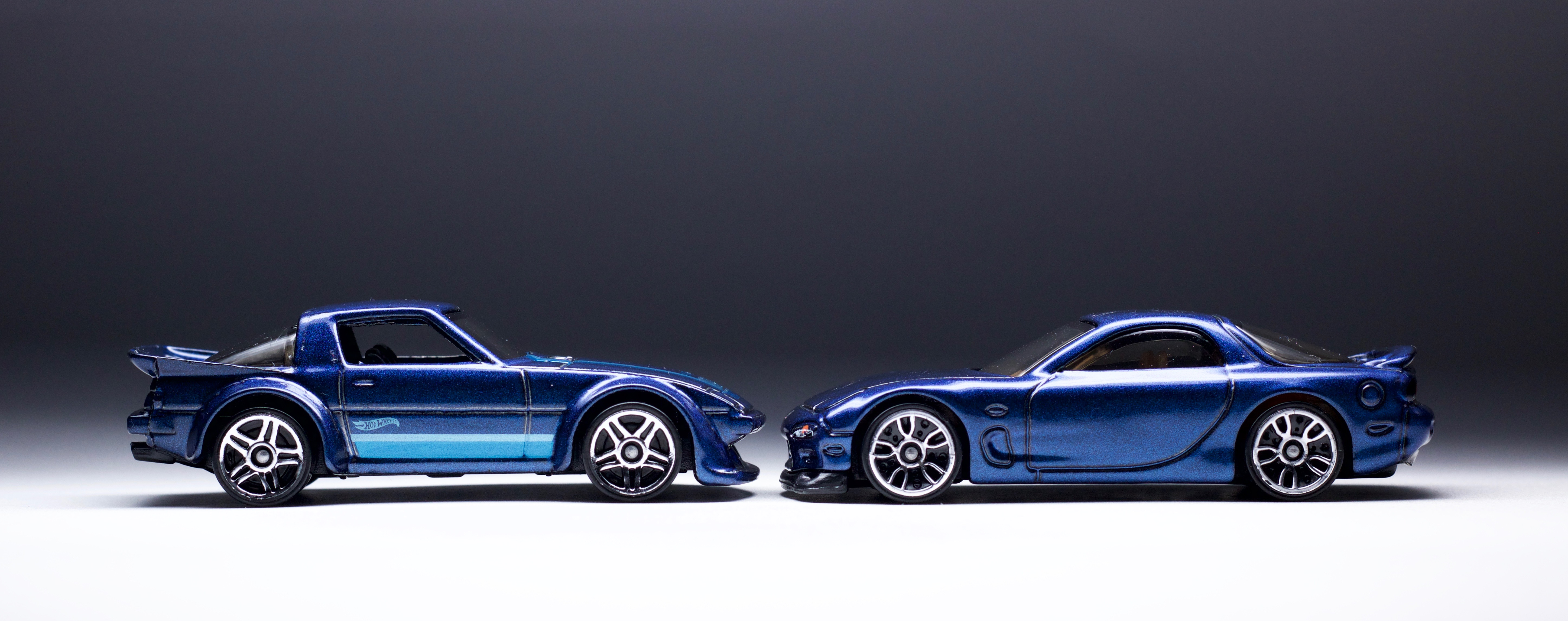 hot wheels did everything right with the new '95 mazda rx-7 – the