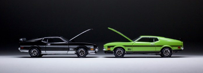 2017 Mustang Mach 1 >> Check Out This Mustang Mach 1 Duo From Auto World