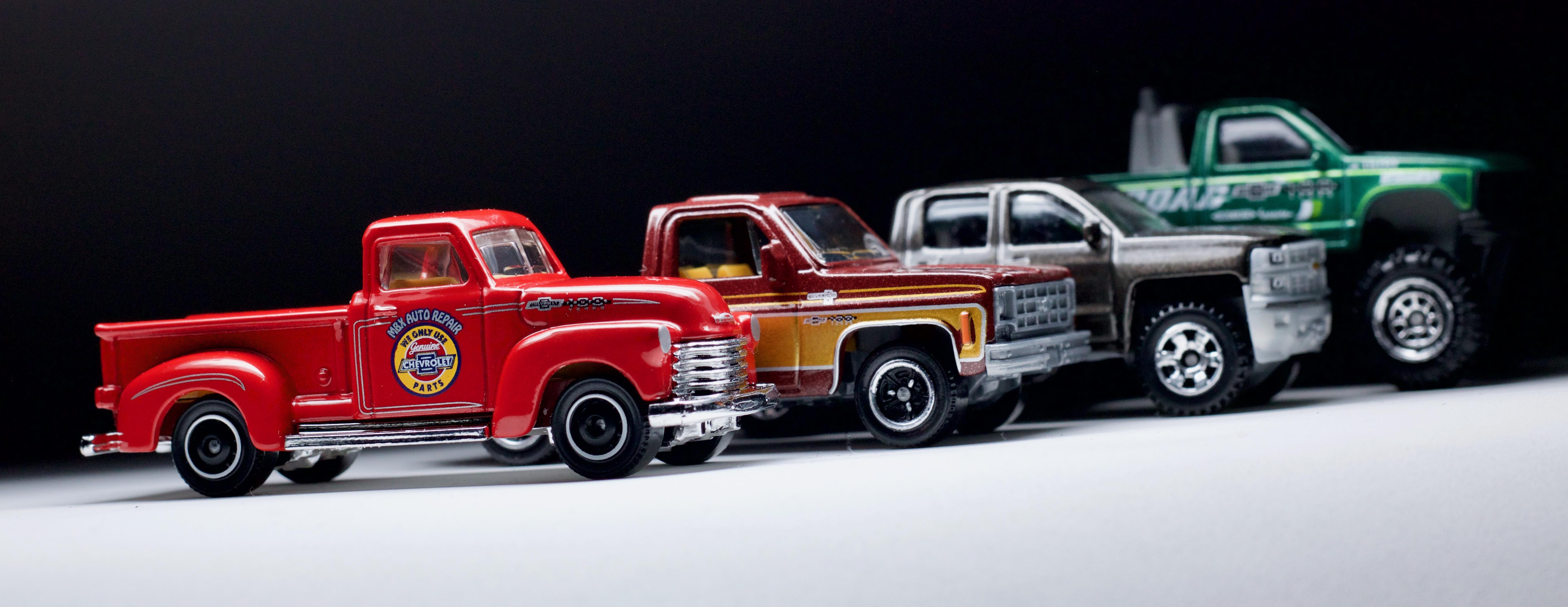 Lamley Preview: The fantastic Matchbox Chevrolet Trucks ...