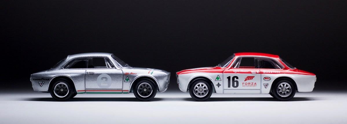 Looking forward to more Hot Wheels Alfa Romeo Giulia