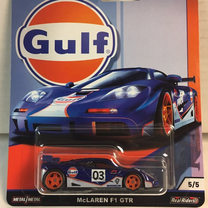 Hot Wheels 2019 Car Culture Gulf Is Now Available At Wheel