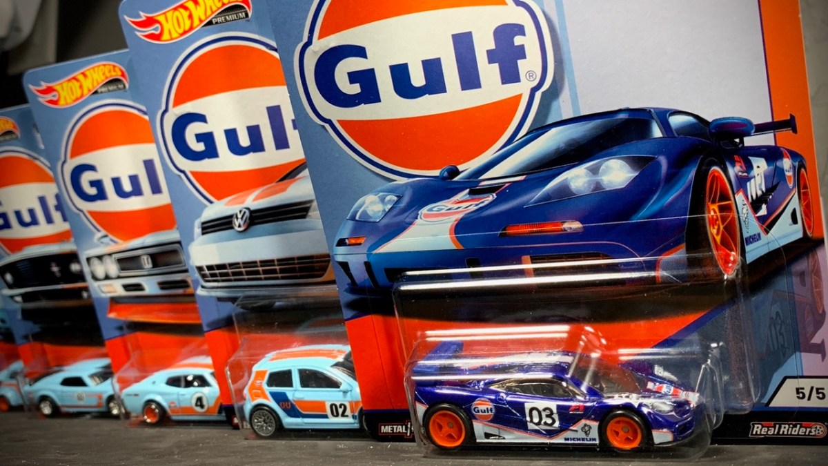preview hot wheels car culture 2019 mix a gulf. Black Bedroom Furniture Sets. Home Design Ideas