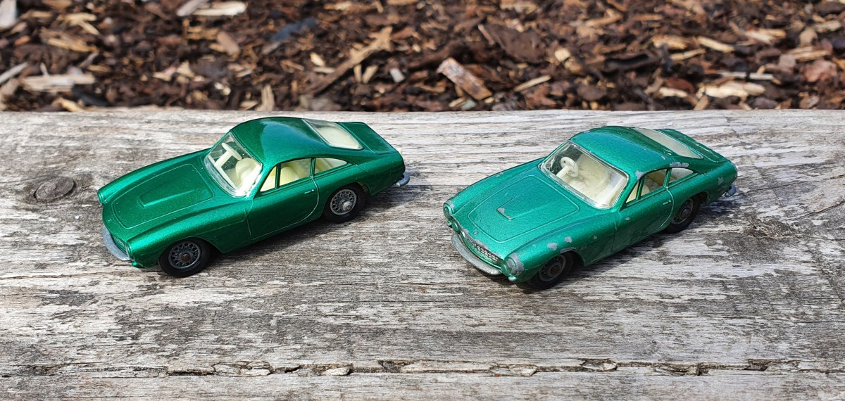 A Look At The Classic Matchbox Ferrari Berlinetta Part 1 Lamleygroup