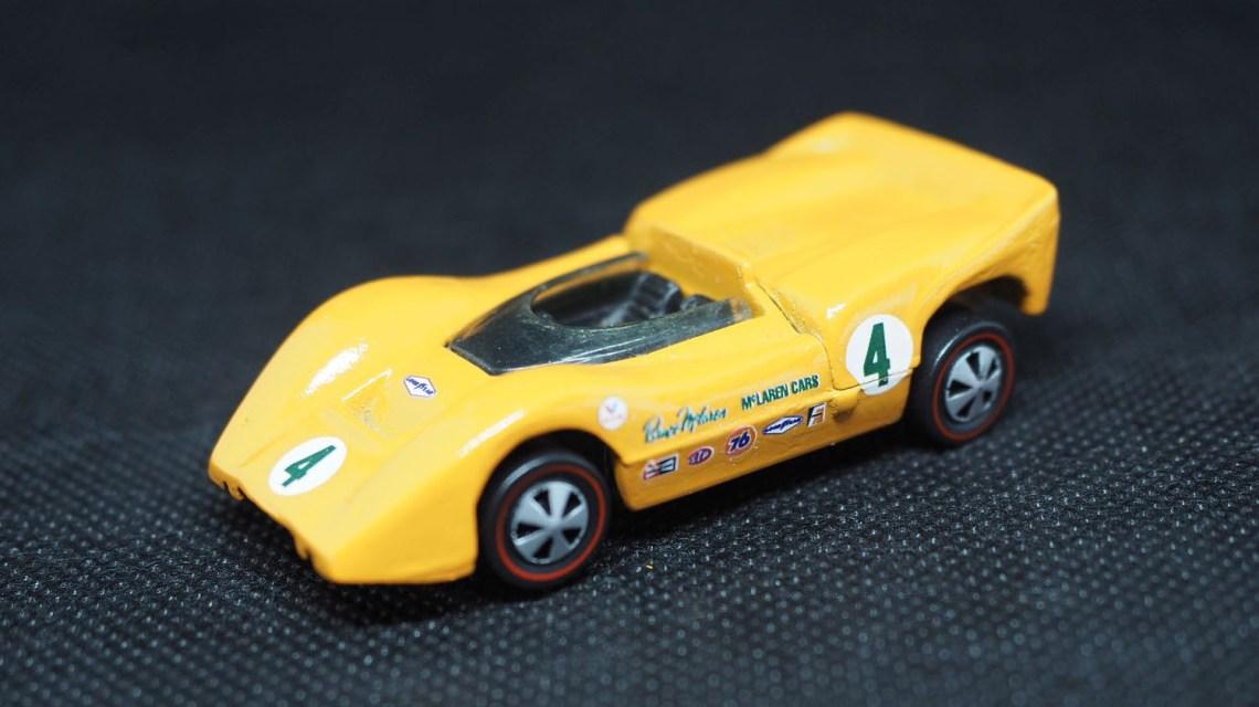 Custom McLaren M6A
