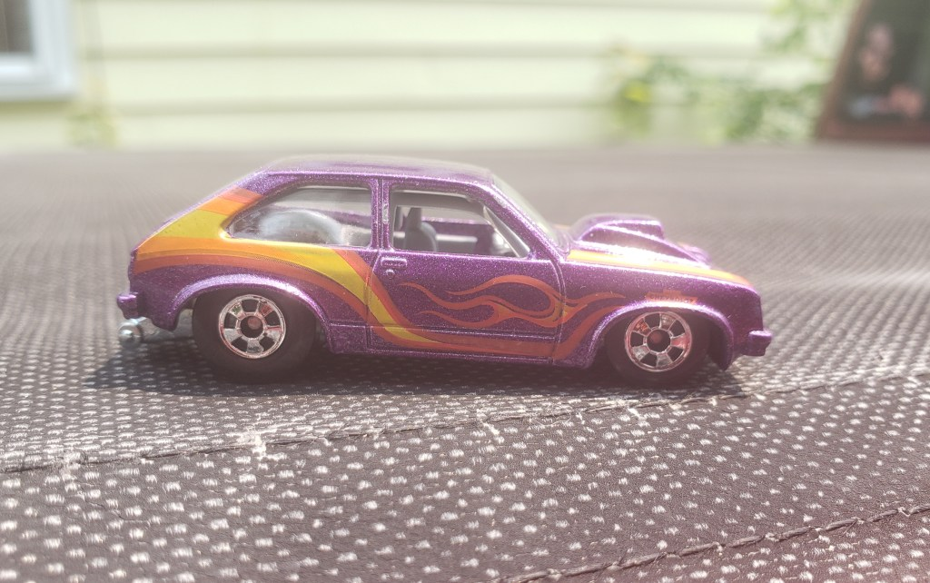 A Chevy Chevette is not a car you would expect in the Hot Wheels lineup... but this is no ordinary Chevette!