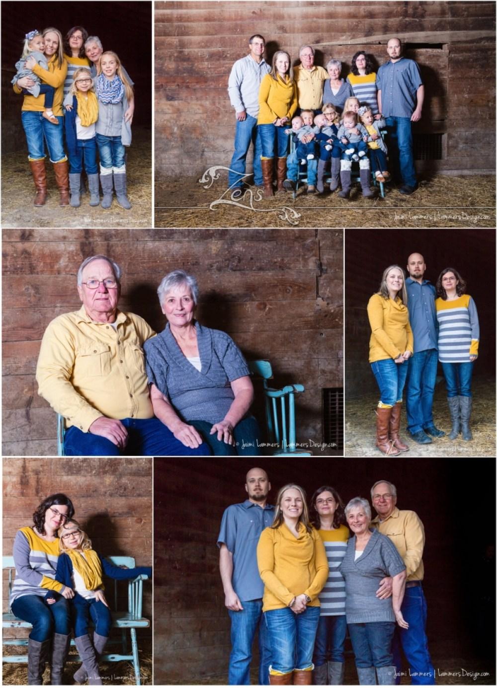 Zens family fall 2014