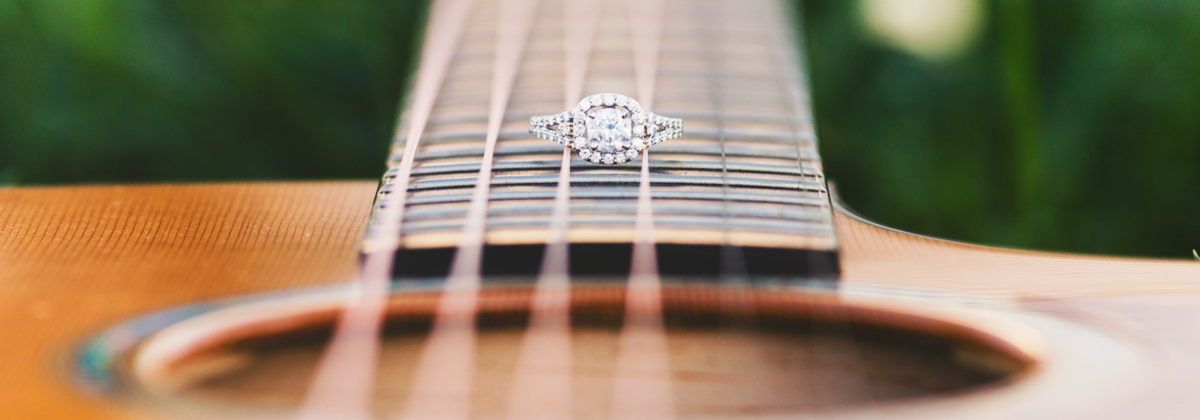 slider guitar ring-4227