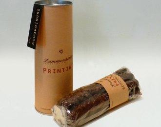 PRINTINI ® Schokolade-Nuss