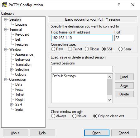 Cara Login SSH Ubuntu Menggunakan Putty