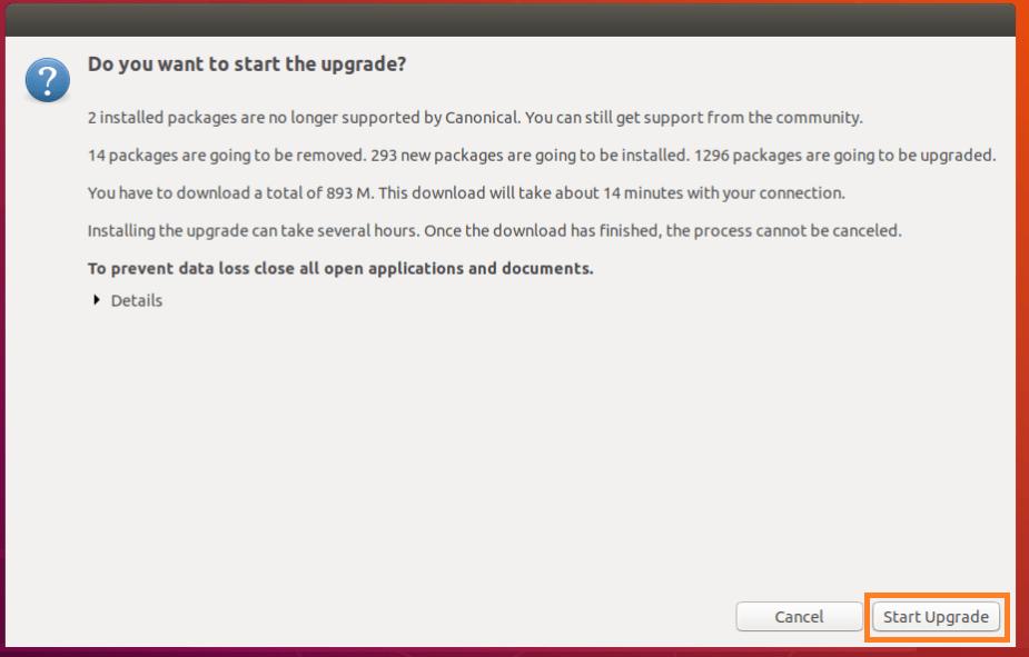 Cara Upgrade ke Ubuntu 20.04 Focal Fossa
