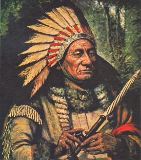 Las Plumas Entre Los Nativos Americanos La Mochila Antropológica