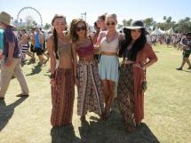Cute Festival Outfits Coachella