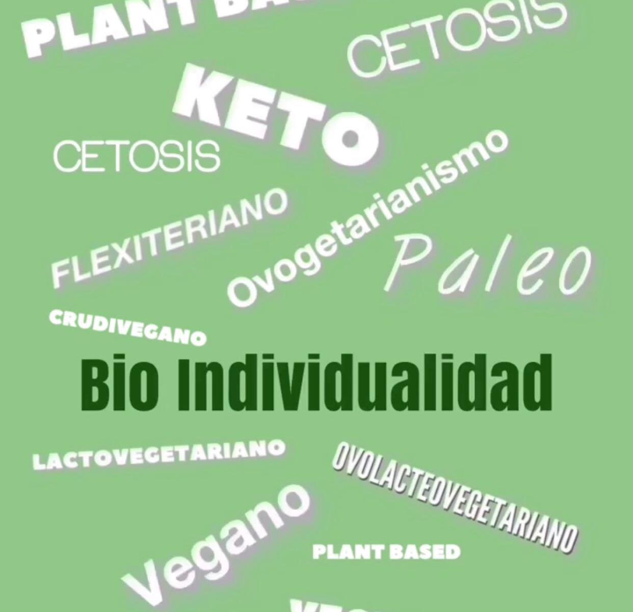 Bio individualidad