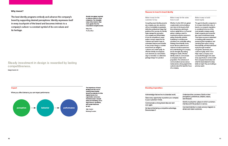 designing brand identity a complete guide to creating building and maintaining strong brands