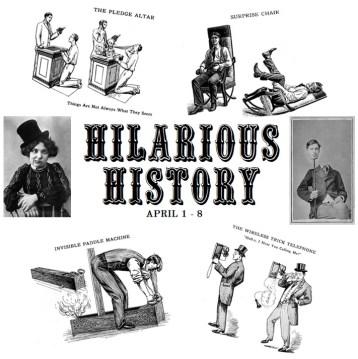 hilarioushistory