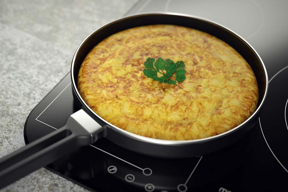 receta de tortilla de patatas perfecta