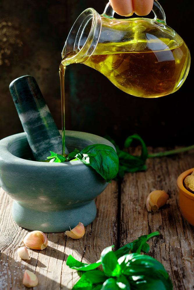 Cómo hacer aceite picante