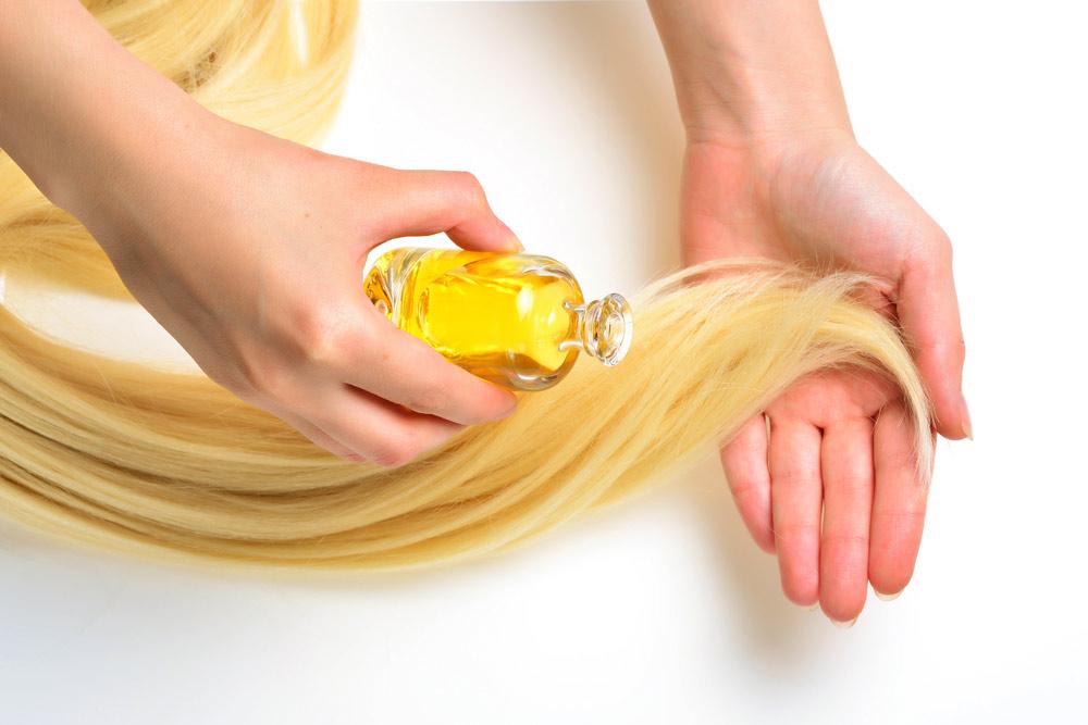 Aceite de Oliva para el crecimiento del pelo