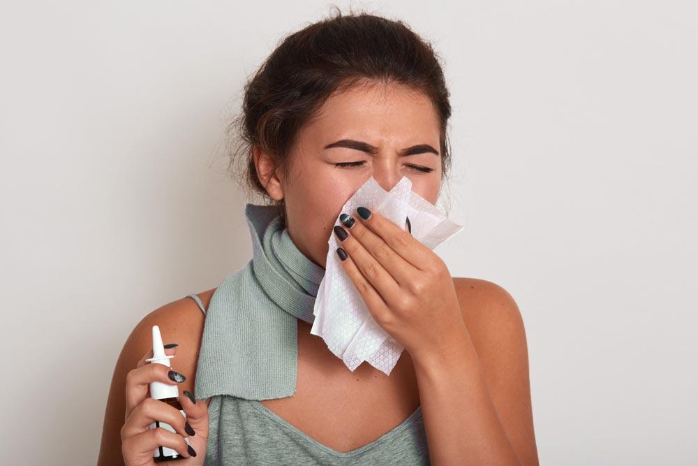 alergia al polen del olivo