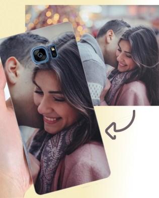 Samsung S7 Edge Custom Photo Phone Case Matte