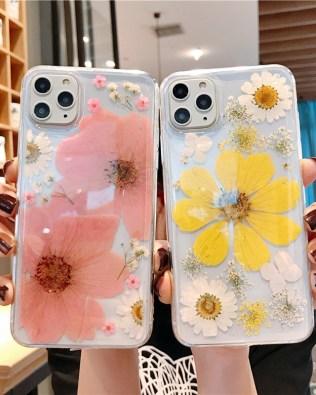 Floral Daisy Phone Case