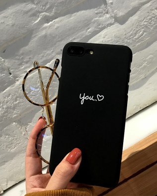 You and Me Couple Love Phone Case