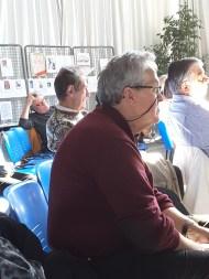 Alain *Blanchard assitait à la conférence