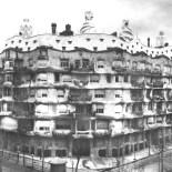 Casa Milà - Gaudí