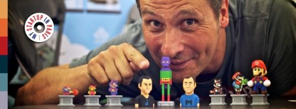 LEBLOX: 3D de 8bits en el mundo real