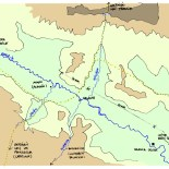 Entorno de Salduie, confluencia de ríos y pueblos
