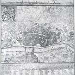 Plano de Carlos Casanova de 1764 sXVIII