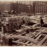 Construcción del McKim Building