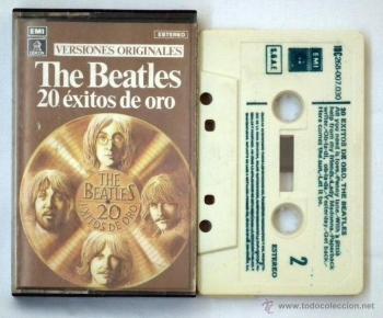 The Beatles 20 Exitos de Oro